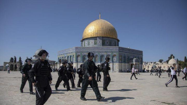 A un día del cese al fuego, estalla la violencia entre israelíes y palestinos en Jerusalén