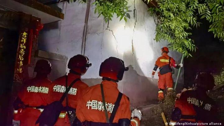 Al menos 16 muertos y 5 desaparecidos durante una carrera de montaña en China