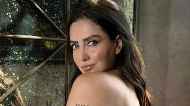 ¡Pura belleza! Celia Lora se pone su bañador más espectacular y lo modela en Instagram