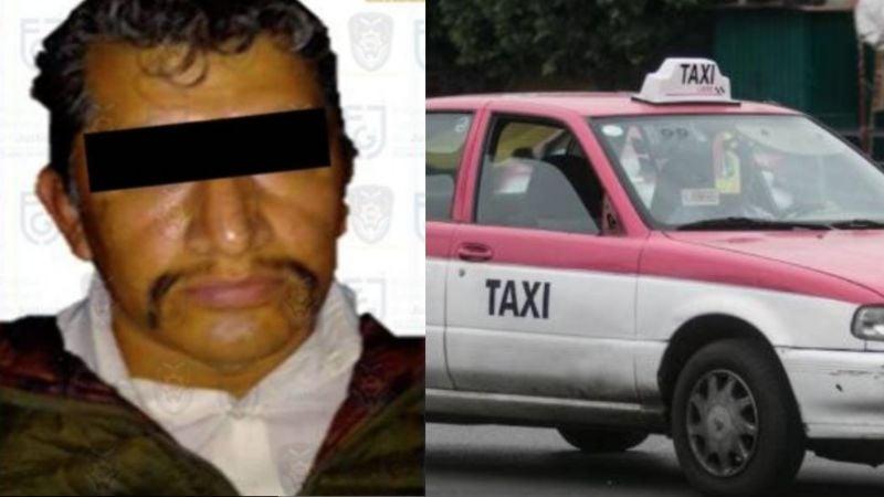 Taxista y feminicida serial: Arturo 'N' enamoraba a sus pasajeras, las mataba y descuartizaba