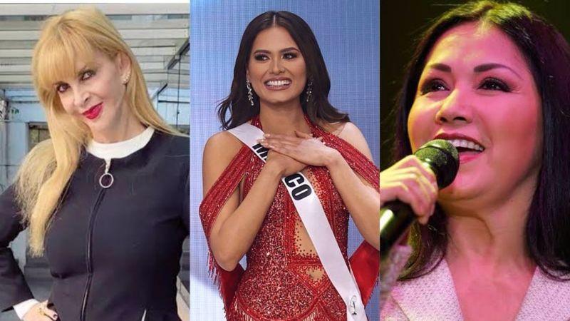 ¿Andrea Meza es adoptada? Conductora de 'Hoy' revela que famosa cantante la habría regalado