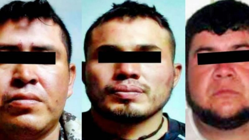 Dan prisión a tres sujetos que 'levantaron' a hombre y dispararon contra policías de Caborca