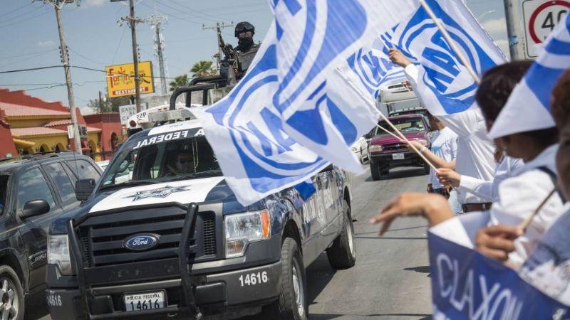 PAN suspende campañas electorales en el sur del Edomex tras amenazas recibidas en esa zona