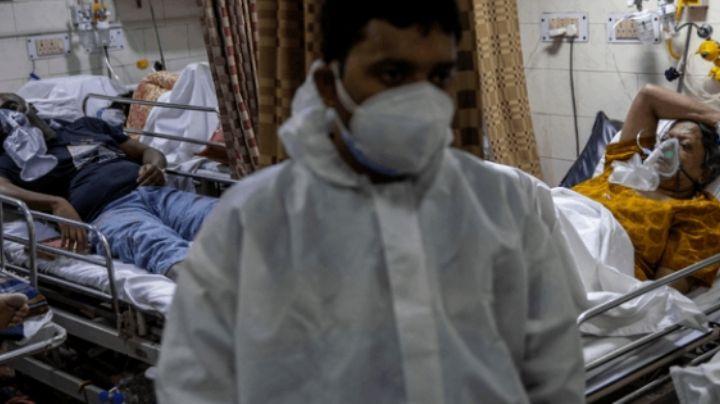 Hongo negro arrasa en la India: Reportan alarmante incremento de enfermos; suman 9 mil