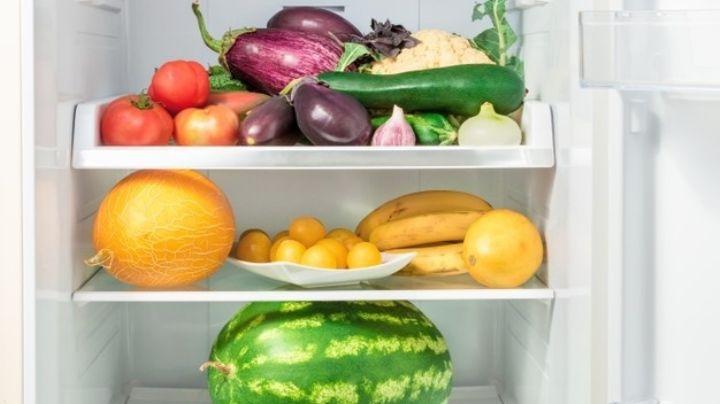 Cuida de tus alimentos al identificar las frutas que no van dentro del refrigerador