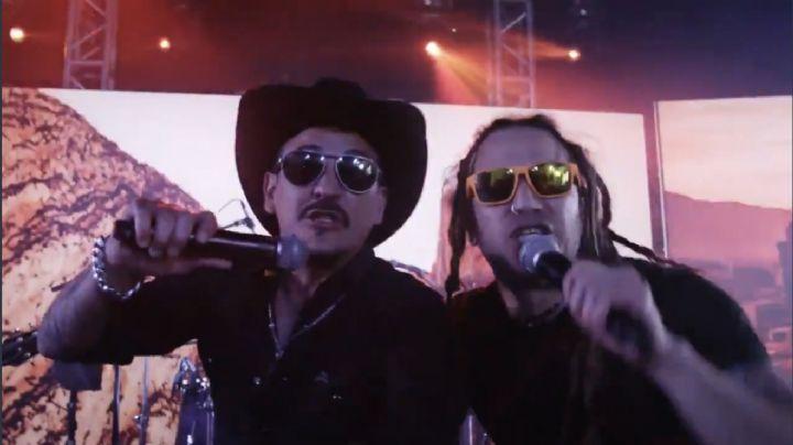 De no creer: Samuel Garcia viraliza VIDEO con rockeros regios... y Yauwi