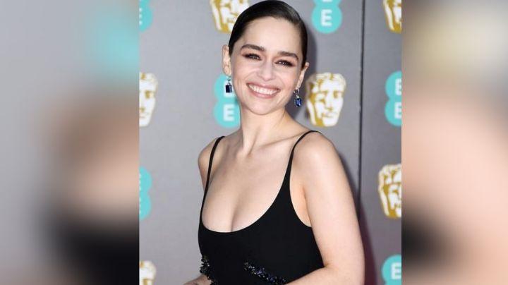 Emilia Clarke se vacuna: Actriz de 'Juego de Tronos' revela que recibe dosis contra Covid-19