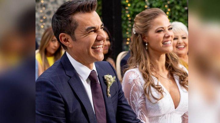 ¿Luna de miel? Adrián Uribe y Thuany Martins fueron captados de romántica forma: FOTO