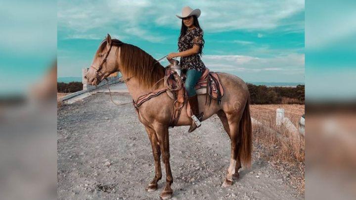 Sentimental, Zarelea Figueroa goza de los placeres que Joan Sebastian le heredó: VIDEO