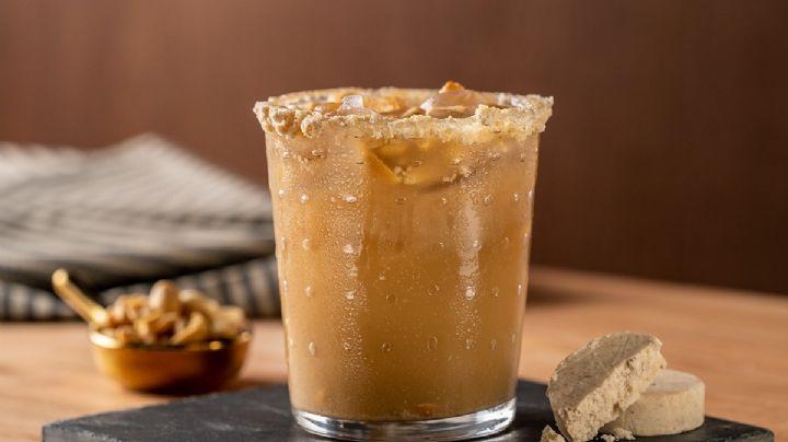 Lleva el sabor de tu café a otro nivel con este maravilloso carajillo de mazapán