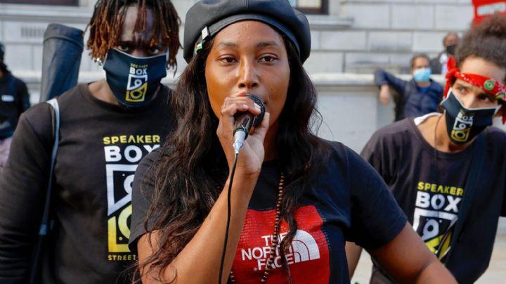 Activista de BLM se debate entre la vida y la muerte; le dispararon en la cabeza