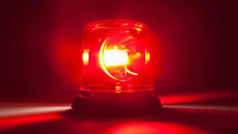 Brutal: Vivienda arde en llamas en Estación Corral; responsables dejan violento mensaje