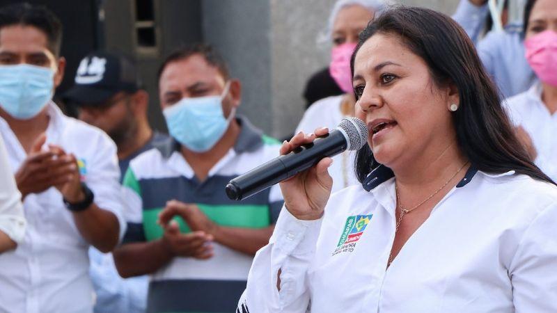 Tras ser retenida, candidata a alcaldía de Chiapas es liberada; pedían 2mdp por su equipo