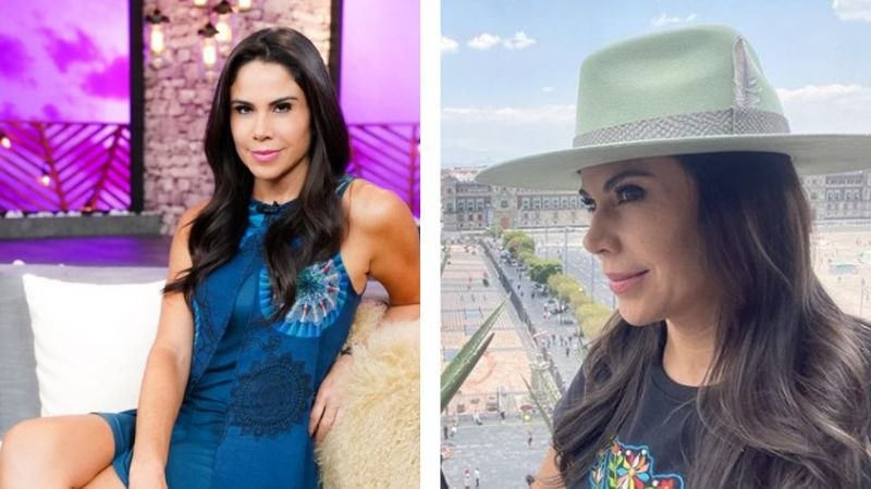 VIDEO: Paola Rojas se luce en ropa deportiva como nunca antes y pone de cabeza a Instagram