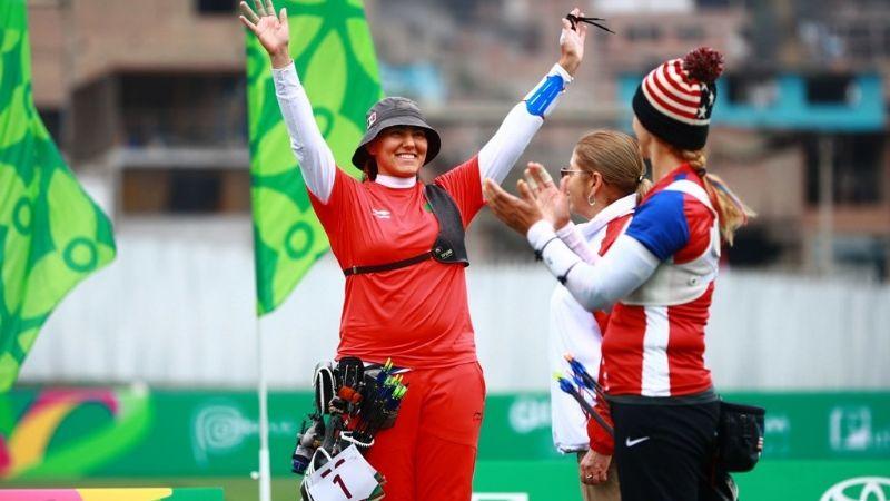 La sonorense Alejandra Valencia se cuelga medalla de plata y bronce en Suiza