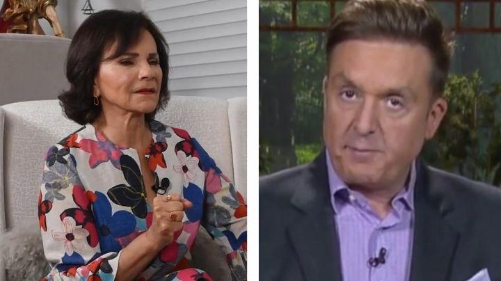 Chapoy admite que altos mandos de TV Azteca querían correr a Bisogno; esto hizo para salvarlo