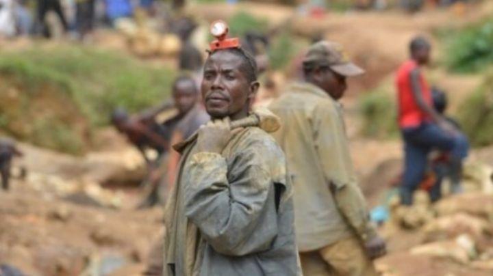 Tragedia en el Congo: Colapsa una mina de oro; dejó 12 muertos y seis heridos
