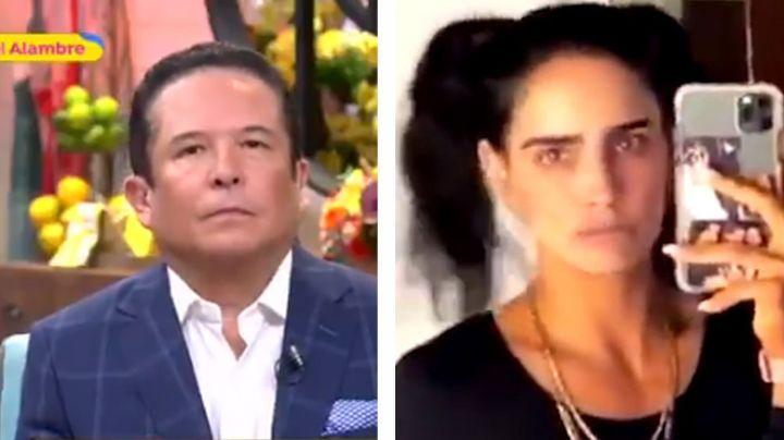 """Gustavo Adolfo Infante asegura que vio a Bárbara de Regil """"drogada"""": """"Llegó hasta el copete"""""""
