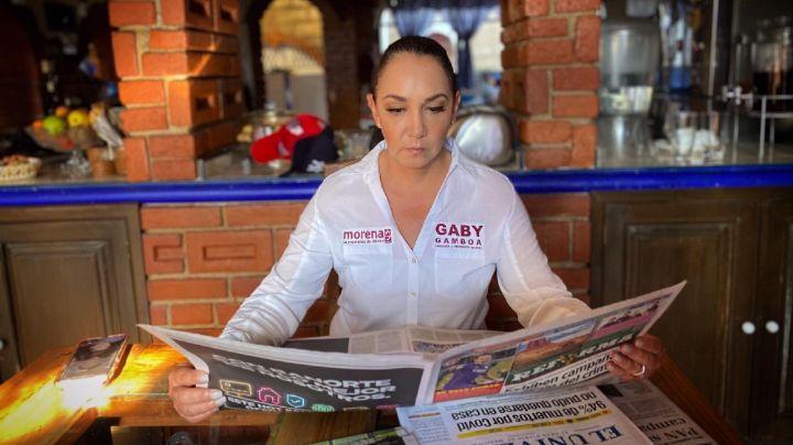 """(VIDEO) """"¿Quieren put*zos?"""": Candidata de Morena amenaza a contrincante; iría contra su hija"""