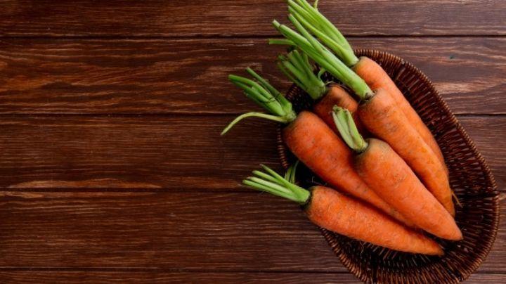 Descubre el por qué los expertos recomienda comer zanahoria y mejora tu salud