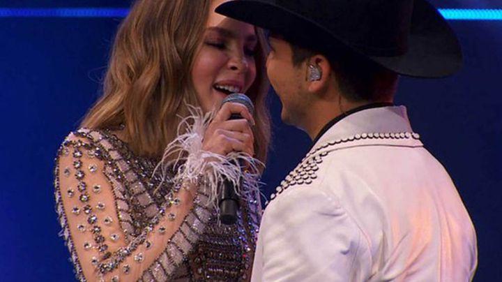 'Si nos dejan': El nuevo himno de Belinda y Christian Nodal para novela de Univisión