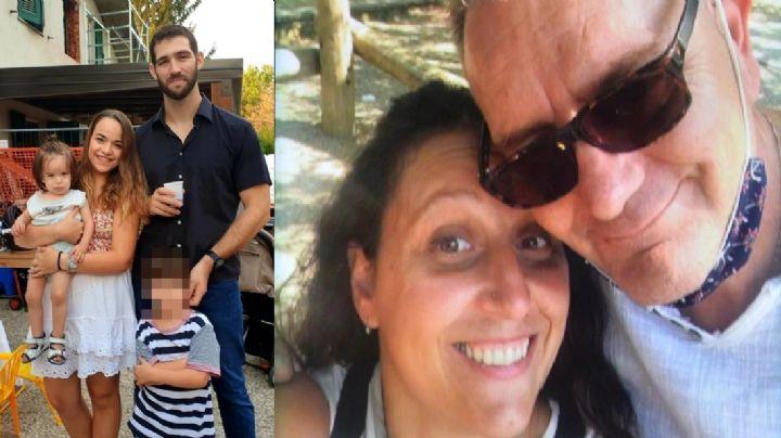 El último mensaje de víctima de accidente en Italia; niño de 5 años perdió a toda su familia