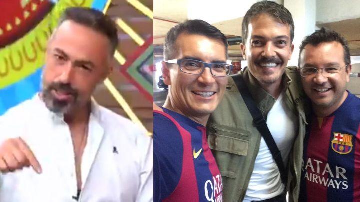 """Tras dejar TV Azteca, conductor 'Sale el Sol' arremete contra 'Sergio Sepúlveda': """"Me cae re-gordo"""""""