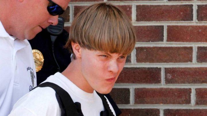 Dylann Roof, el asesino racial de Charleston, pensó que nacionalistas blancos lo liberarían