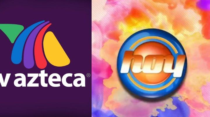 Televisa la salva: Tras quedar en la ruina, exconductora de TV Azteca relata cómo 'Hoy' la rescató