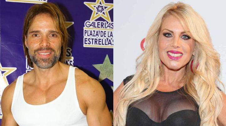 """Exnovio justifica las cachetadas que le daba Lorena Herrera: """"Tenía la mano bonita"""""""