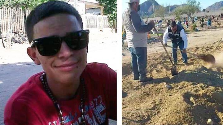 Así fue el terrible lugar donde localizaron a Óscar Alejandro, joven desaparecido en Hermosillo
