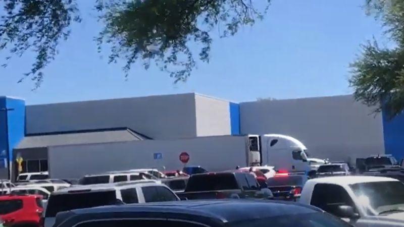 Terror en Nogales: Policía detiene un tráiler tras persecución con balazos