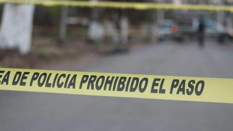 CJNG deja manta con amenazas a custodios de penal 'El Hongo' en Baja California