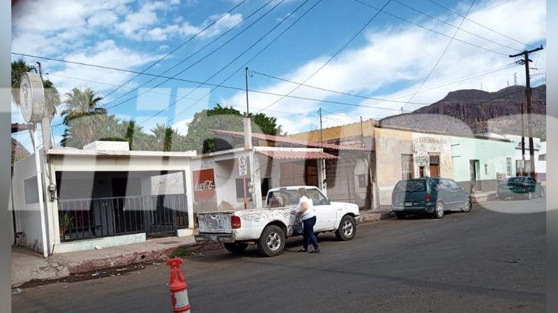 Departamento de Bomberos en Guaymas exponen a 'ciudadanos ejemplares'