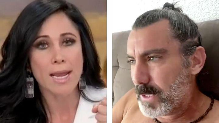Escándalo en Imagen TV: Destapan que el novio de Mónica Noguera sería alcohólico; no lo quiere dejar