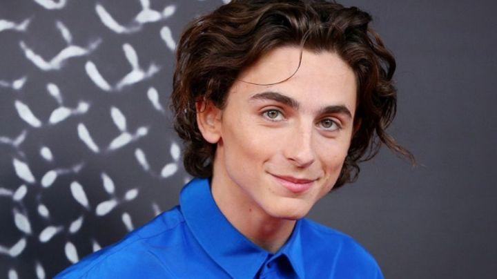 El chocolatero más famoso regresa: Timothée Chalamet será el nuevo 'Willy Wonka'