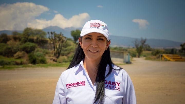 """(VIDEO) """"Mafiosos y mentirosos"""": Candidata de Morena asegura que a ella la amenazaron primero"""