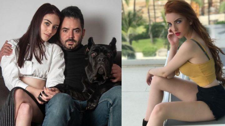 """¡Se dan con todo! Ex de José Eduardo Derbez y actual pareja se pelean: """"Pin... traumada"""""""