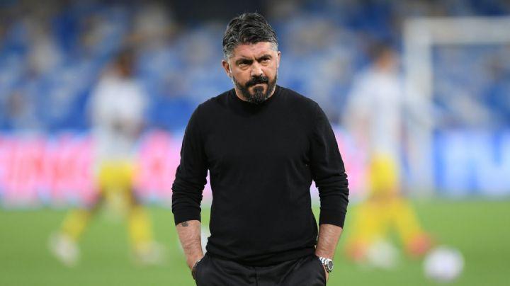 Ni batalló: Gennaro Gattuso ya tiene 'chamba' al ser contratado por la Fiorentina
