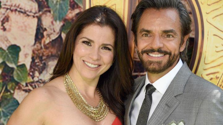 VIDEO: Eugenio Derbez conmueve las redes con emotiva felicitación para Alessandra Rosaldo