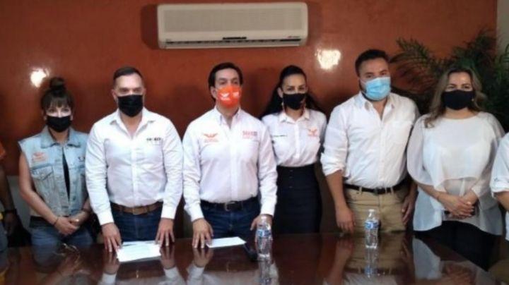 Niega Movimiento Ciudadano sumarse a Astiazarán y 'Va por Sonora' en Hermosillo