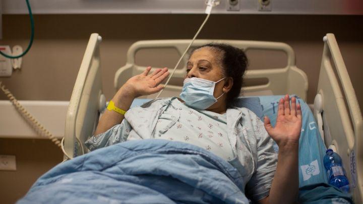 Mujer árabe recibe una segunda oportunidad de vida tras recibir el riñón de un hombre judío
