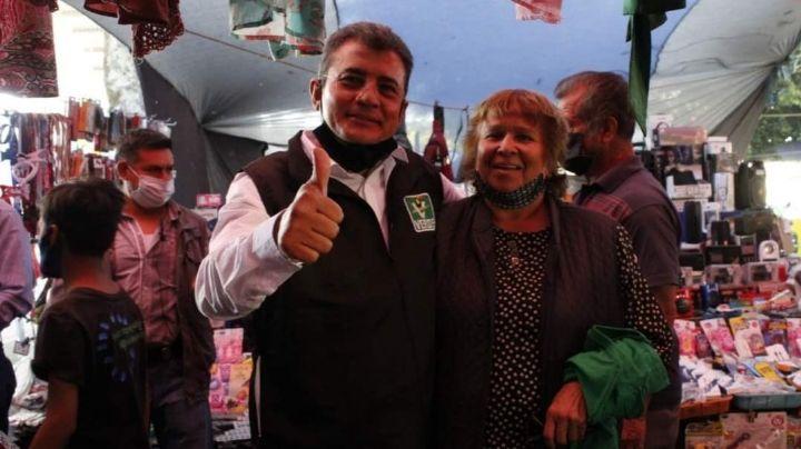 'Levantan' a candidato del PVEM a presidencia municipal de Uruapan, Michoacán
