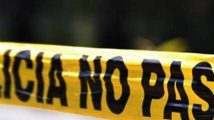 Macabro: Roxana arrastra el cadáver de un hombre mutilado en vía pública