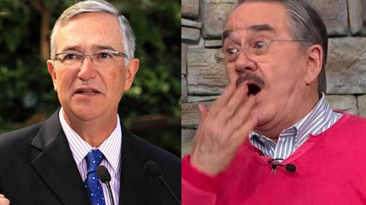 ¿Lo suspenden de 'Ventaneando'? Salinas Pliego castigaría a Pedro Sola por atacar a TV Azteca
