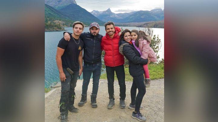 ¡Qué golpe! Joven mujer da fuerte cachetada a Eugenio Derbez en 'De Viaje con los Derbez'