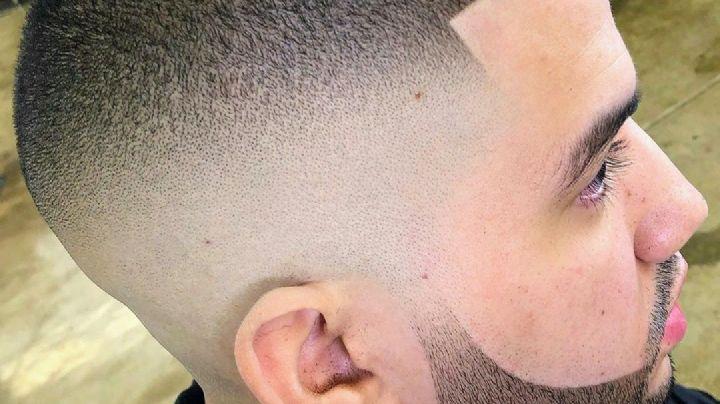 ¡Espectacular! Estos cortes de pelo para hombre son ideales para gente con entradas