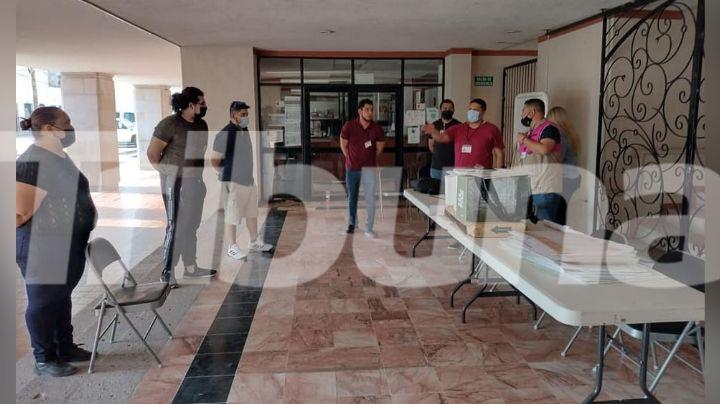 Tres casillas especiales habrán en la región de Empalme y Guaymas; existirán 551 en el distrito