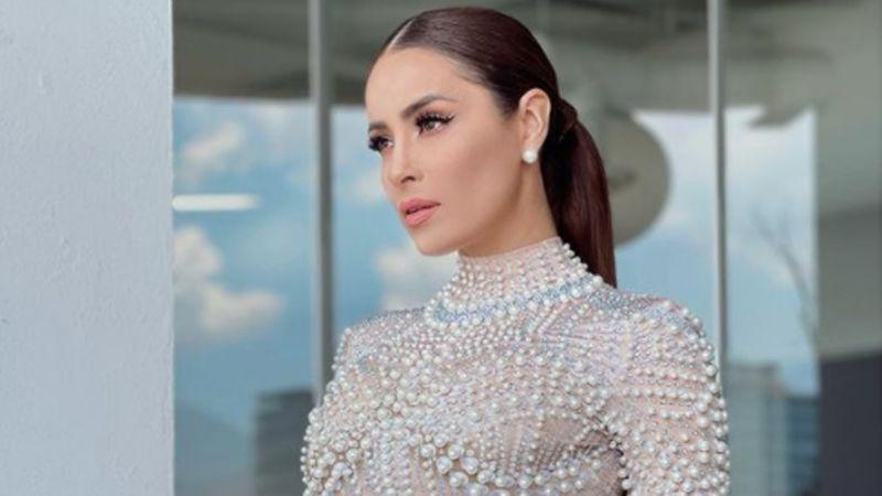 Cynthia Rodríguez deja TV Azteca y todo 'VLA' estalla; revelan que graba nuevo proyecto ¿en Televisa?