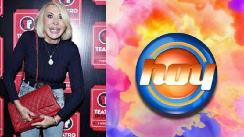 """""""Me dolió"""": Laura Bozzo responde a actor de Televisa que la acusa de su salida en 'Hoy'"""